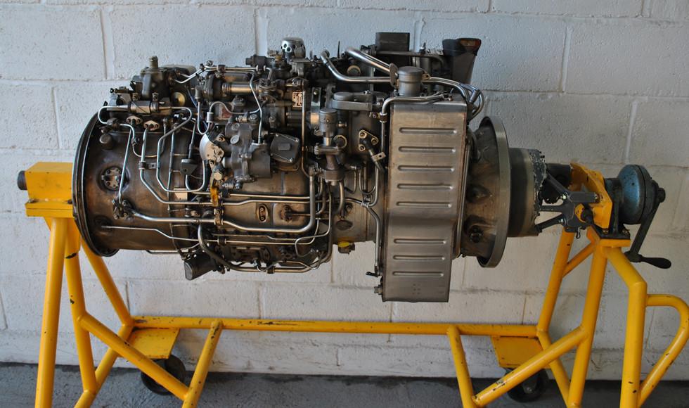 Rolls Royce Gem Engine in Stand (16).JPG