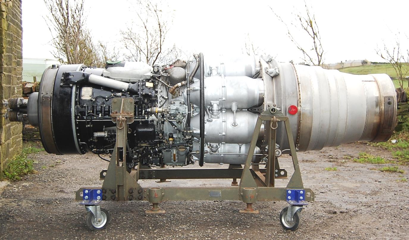 Rolls Royce AVON 122 Engine