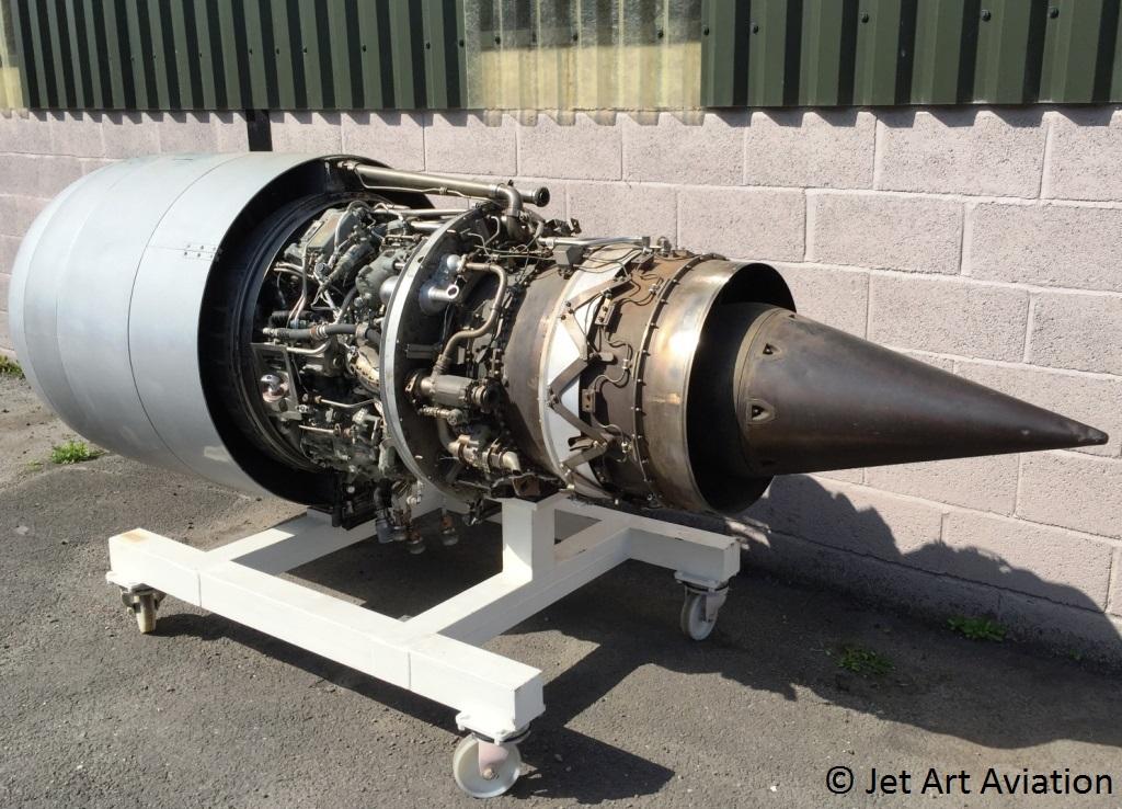 Rolls Royce M45-H engine exc Fokker 614