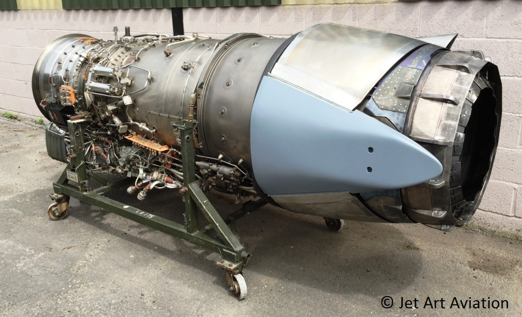 RB199 Jet Engine