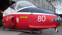 JP XW410 cockpit