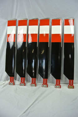 Helicopter Tail Rotor Blades