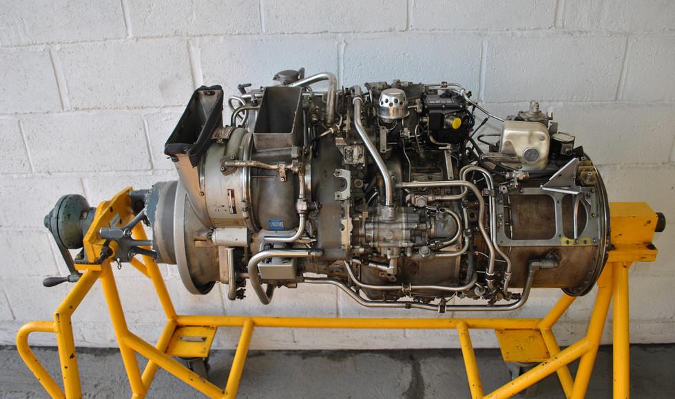Rolls Royce Gem Engine in Stand (4).JPG