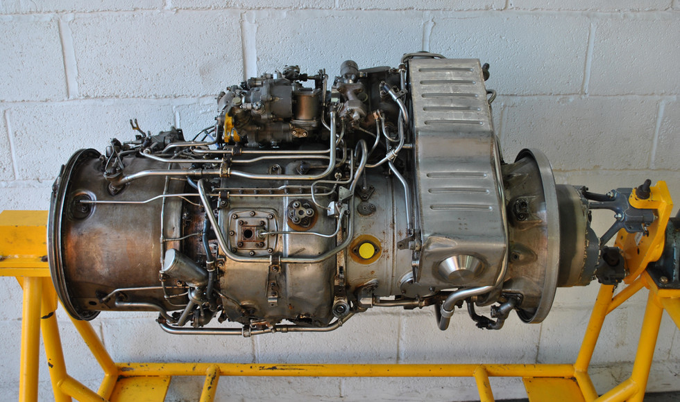 Rolls Royce Gem Engine in Stand (35).JPG