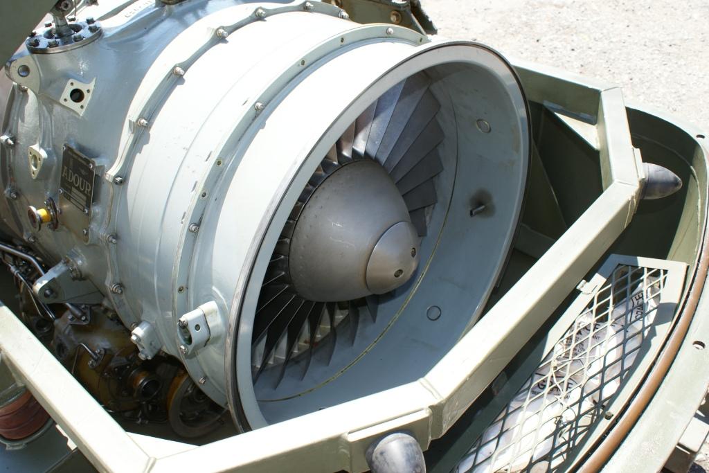 Rolls Royce Adour engine
