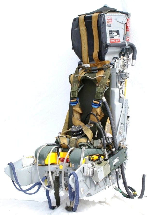 Panavia Tornado 10A Ejection Seat