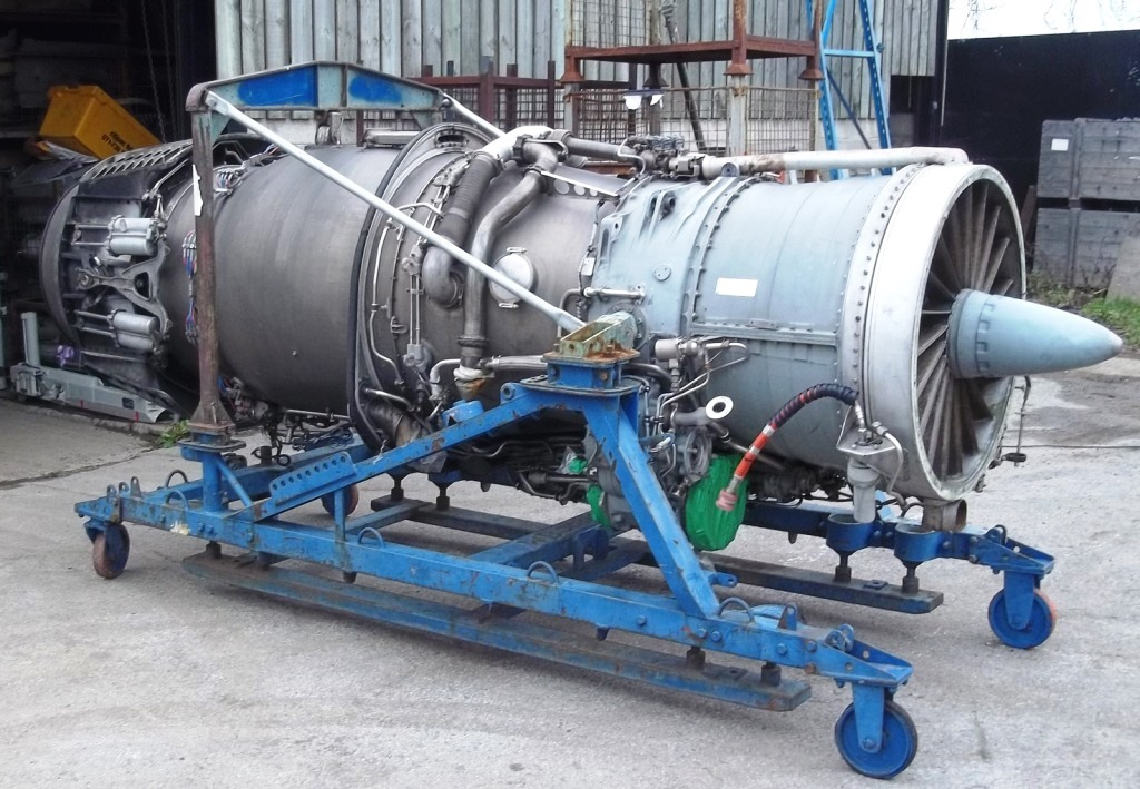 Spey BAC111 jet engine for sale (2)