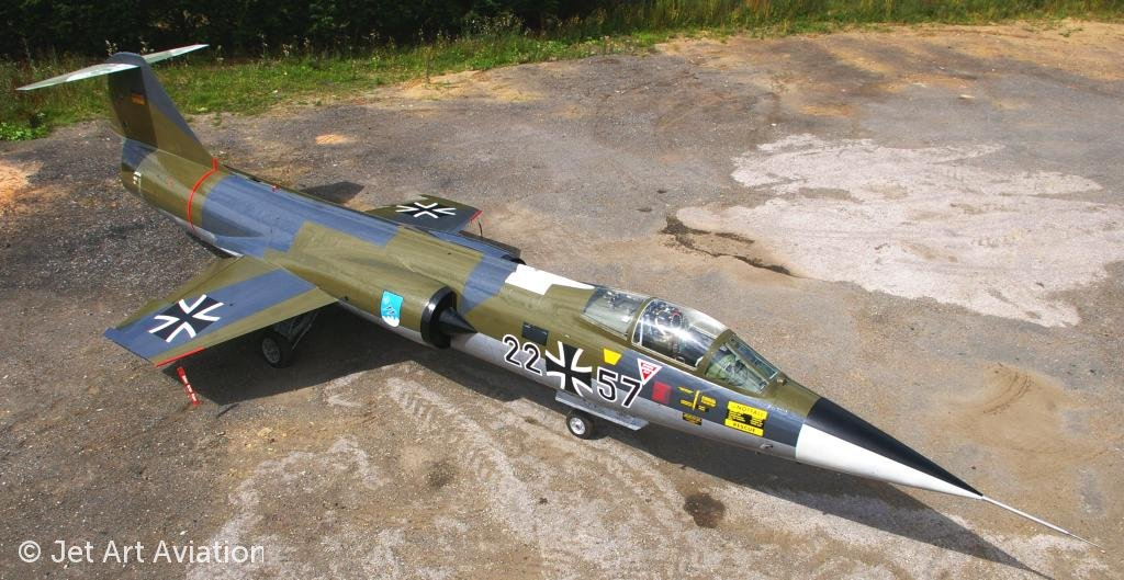 Lockheed F-104G Starfighter (3)