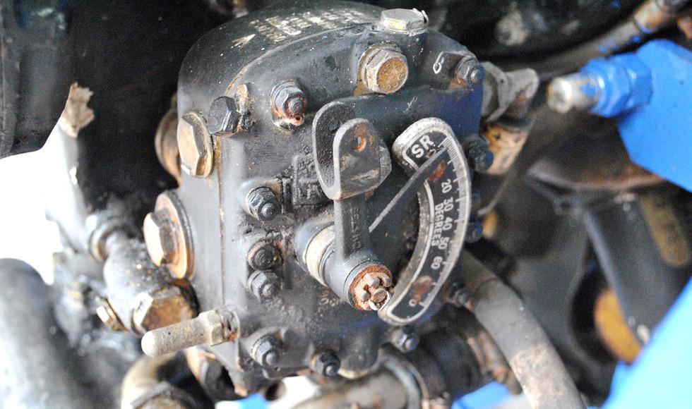 Alvis Leonides Radial Engine