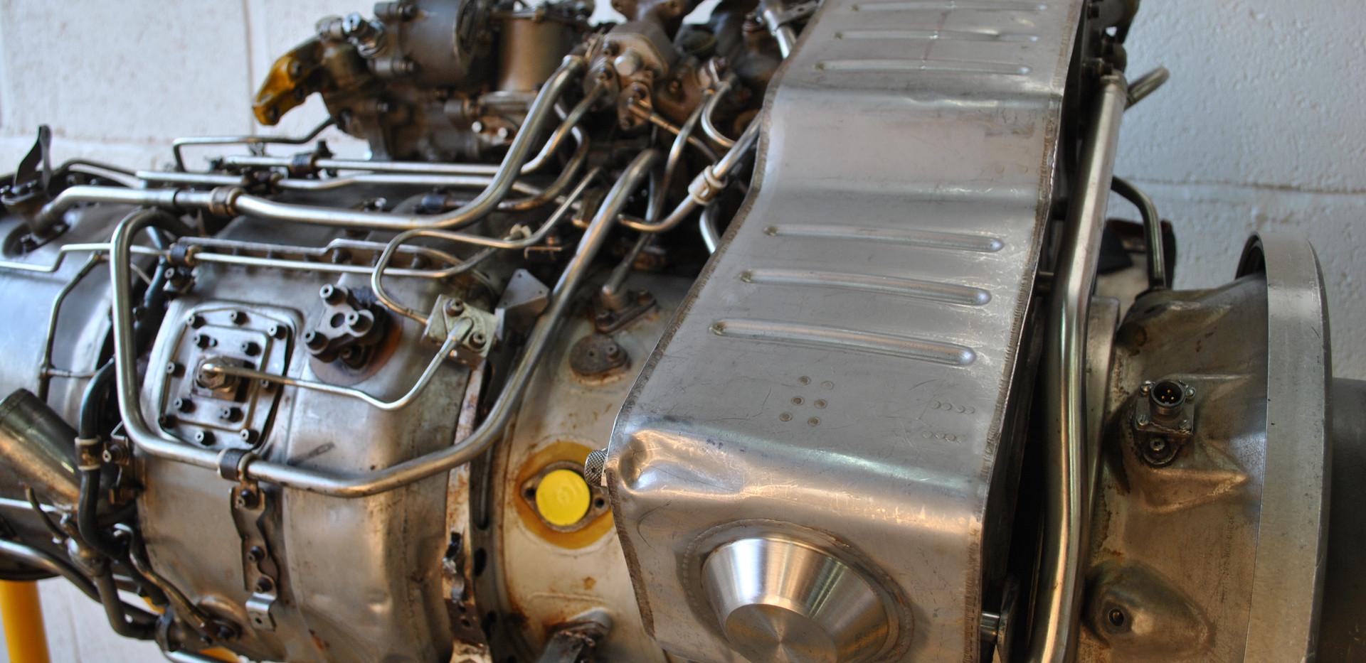 Rolls Royce Gem Engine in Stand (36).JPG