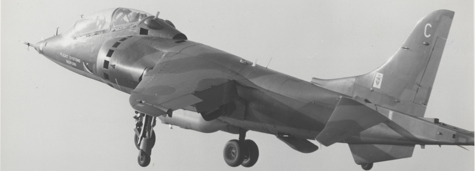 VAAC Harrier XW175