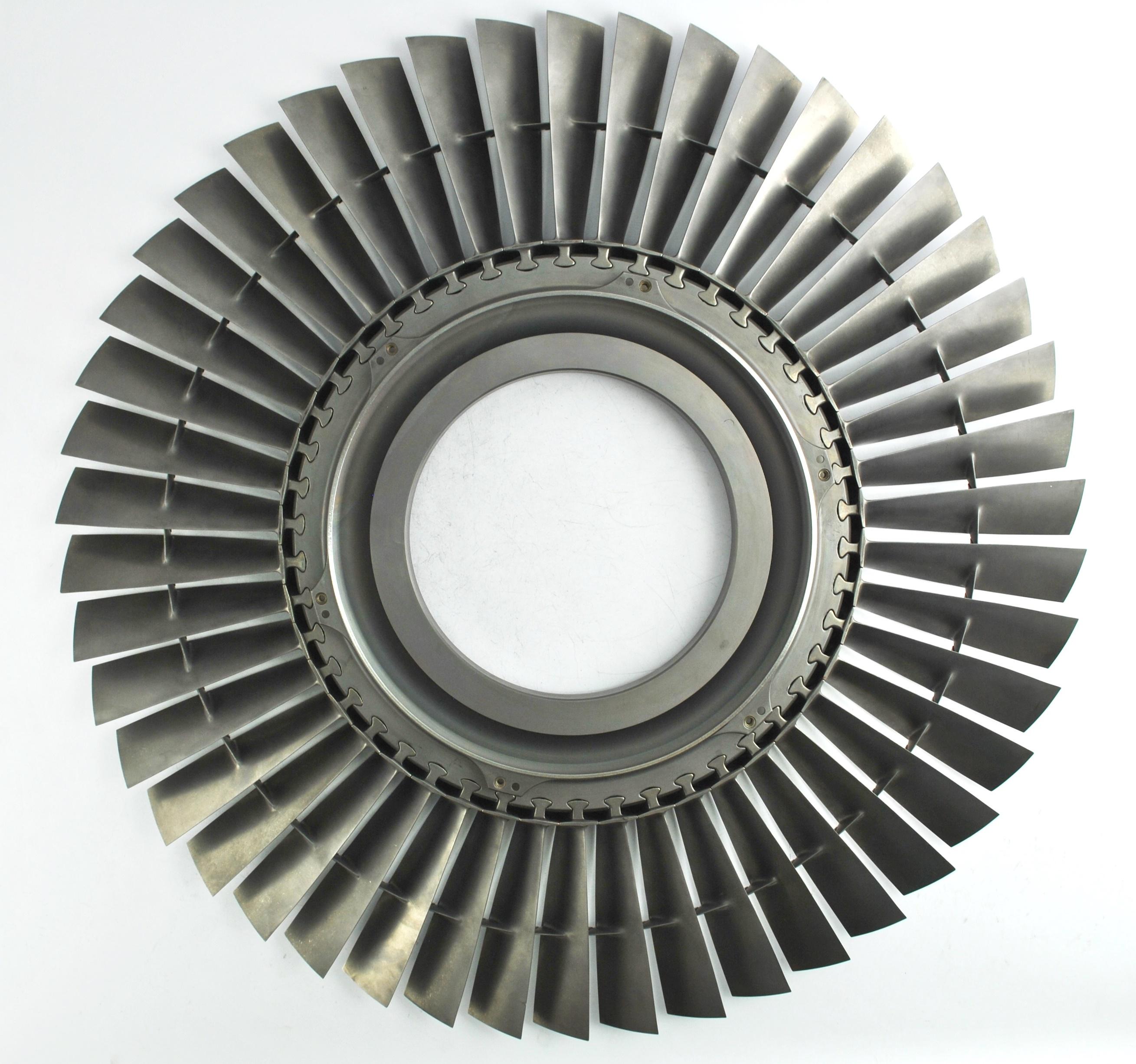 Tornado Rb199 Jet Engine fan
