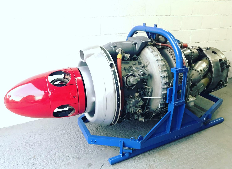 Rolls Royce Dart Engine