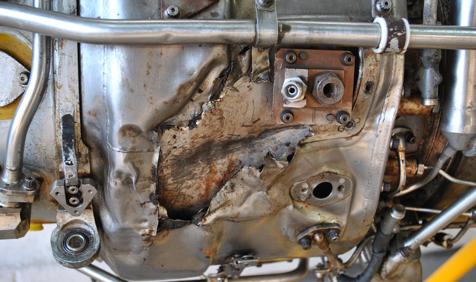 Rolls Royce Gem Engine in Stand (31).JPG