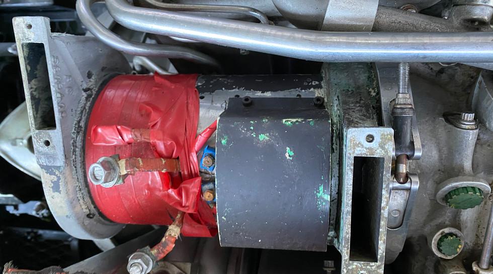 Rolls-Royce Gem Westland Lynx Engine