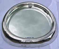 Boeing 737 engine cowling mirror (1)