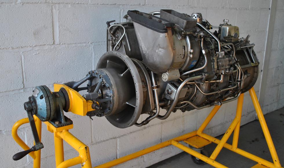 Rolls Royce Gem Engine in Stand (6).JPG