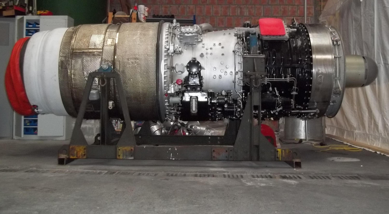 Avon 209 Lightning P1B Engine