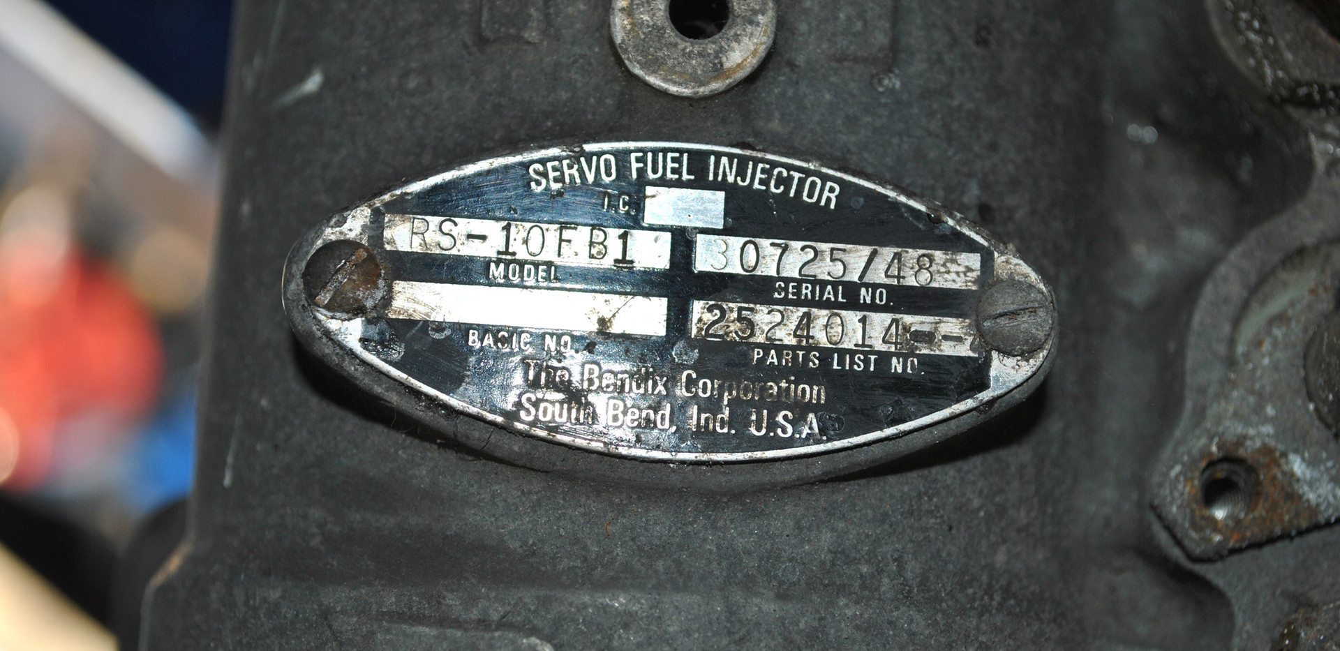 Avco Lycoming Engine