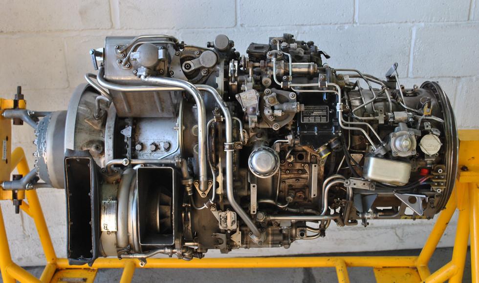 Rolls Royce Gem Engine in Stand (34).JPG