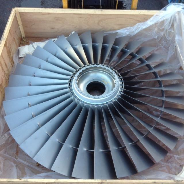 Rolls Royce RB211 fan (2)