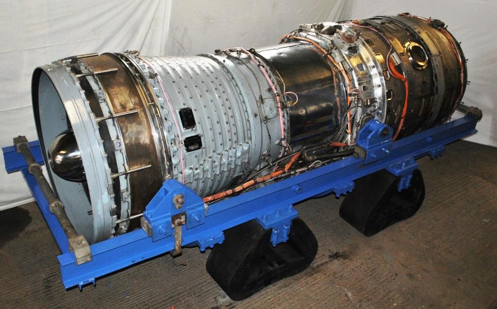TSR2 Olympus 320 Engine