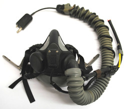 Combat edge oxygen mask