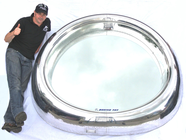 Boeing 737 engine cowling mirror (5)_edi
