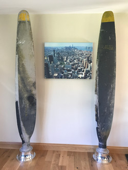 P2 Aircraft Large Propeller blade