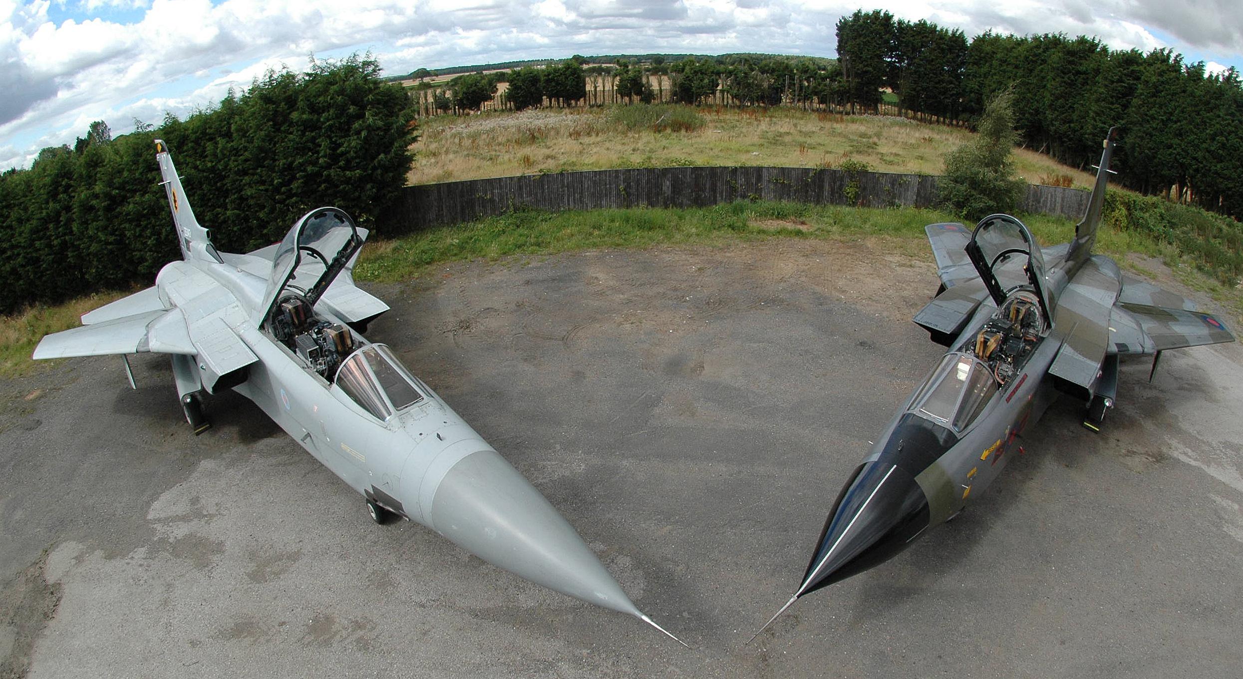 Tornado GR1 ZA399 (2)