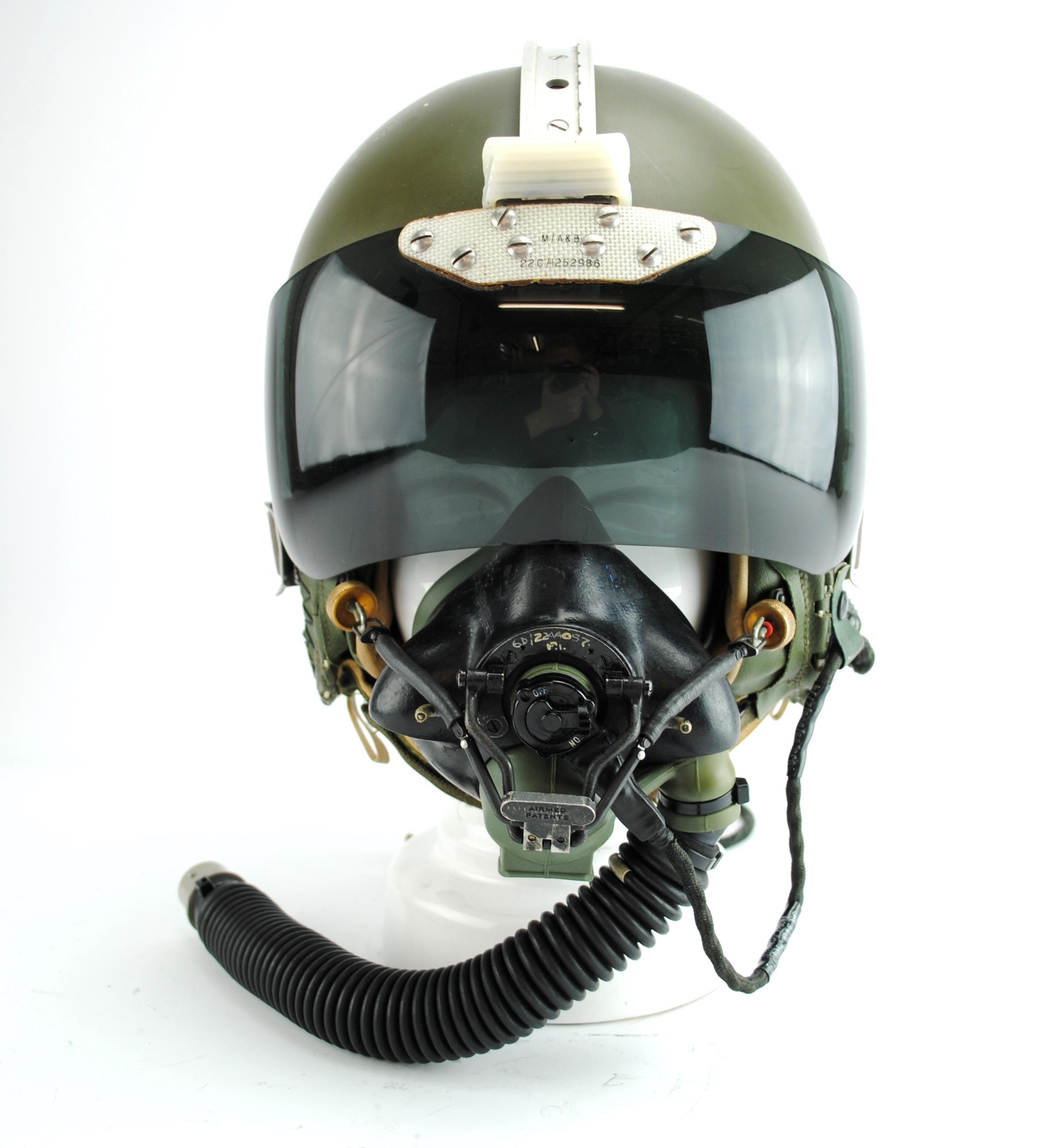 Cold War Era Jet Pilot Helmet