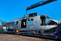Eurocopter EC225 Super Puma Helicopter (