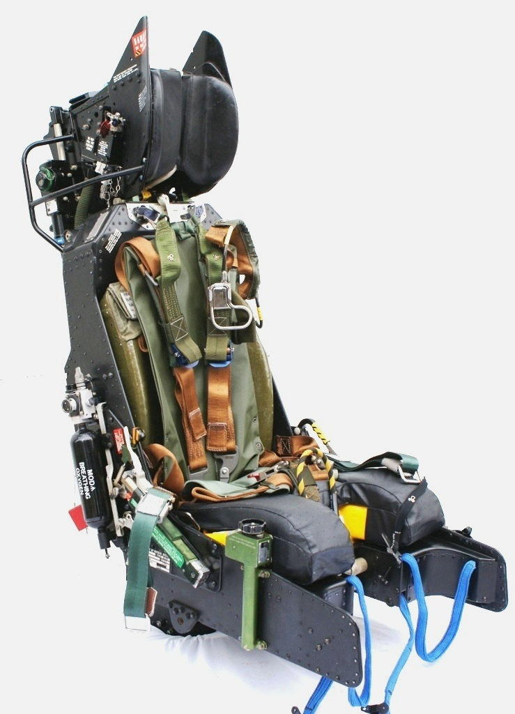 Harrier T-Bird 9D1 Ejection Seat