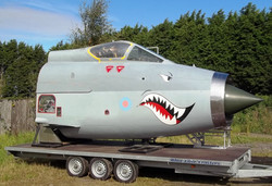 Lightning Cockpit XM191