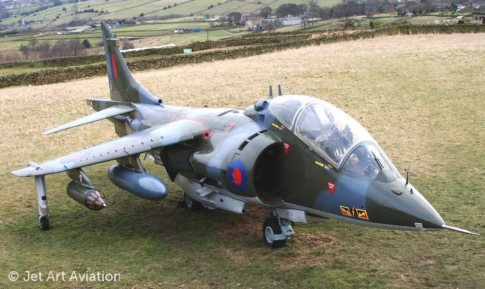 Harrier XW269 (1)