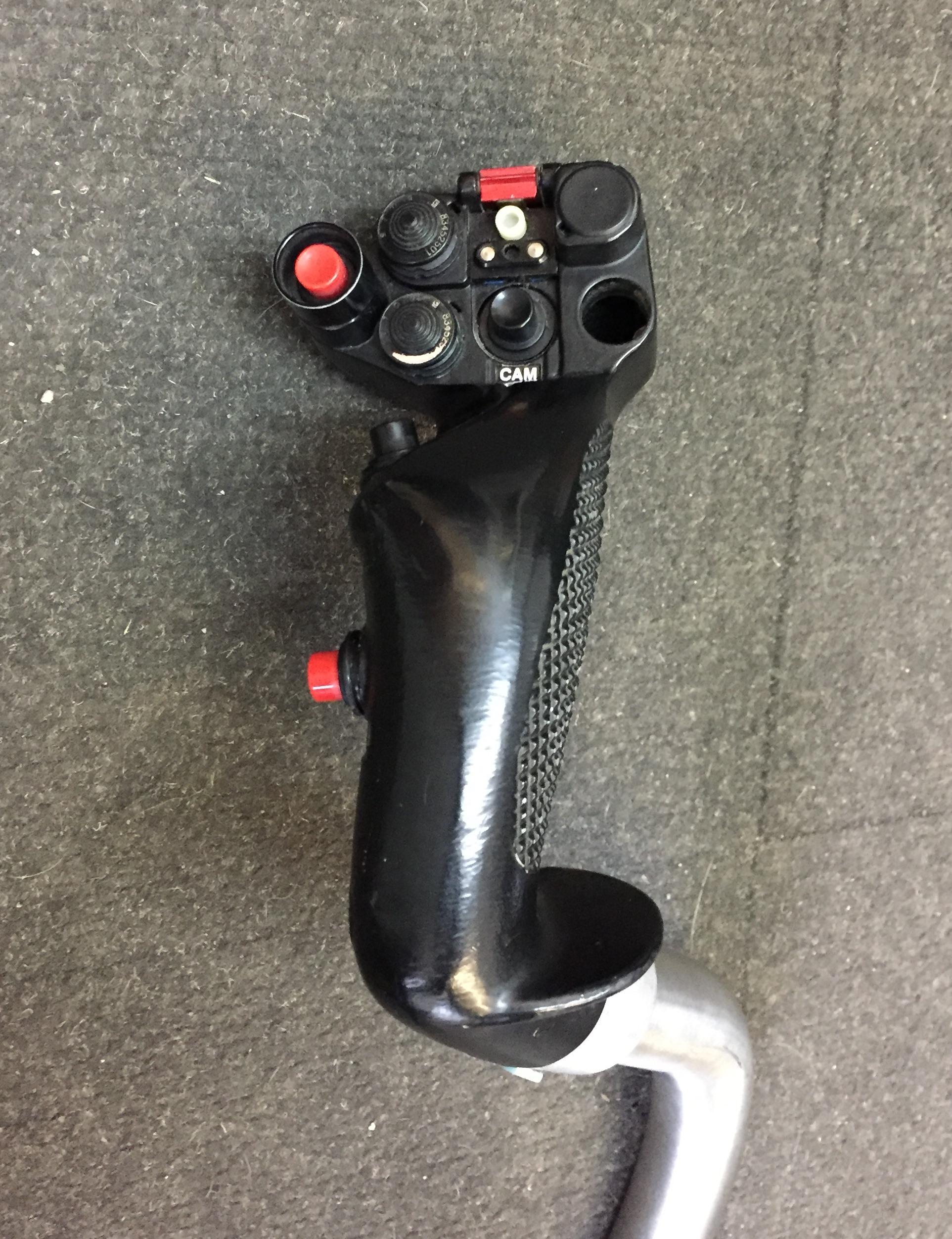 Control column Stick Top grip