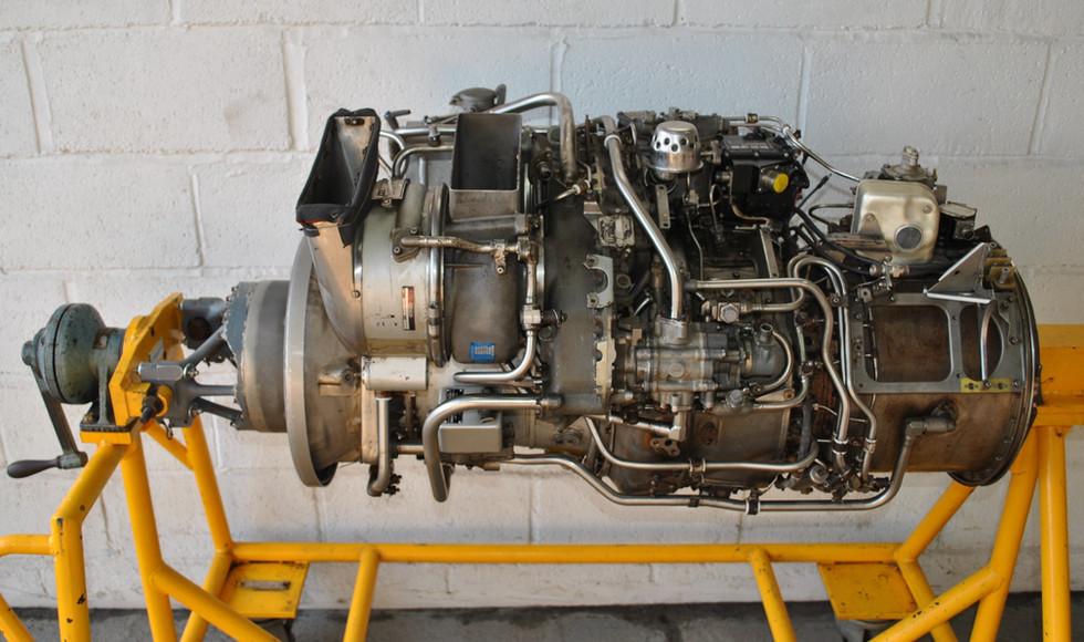 Rolls Royce Gem Engine in Stand (2).JPG