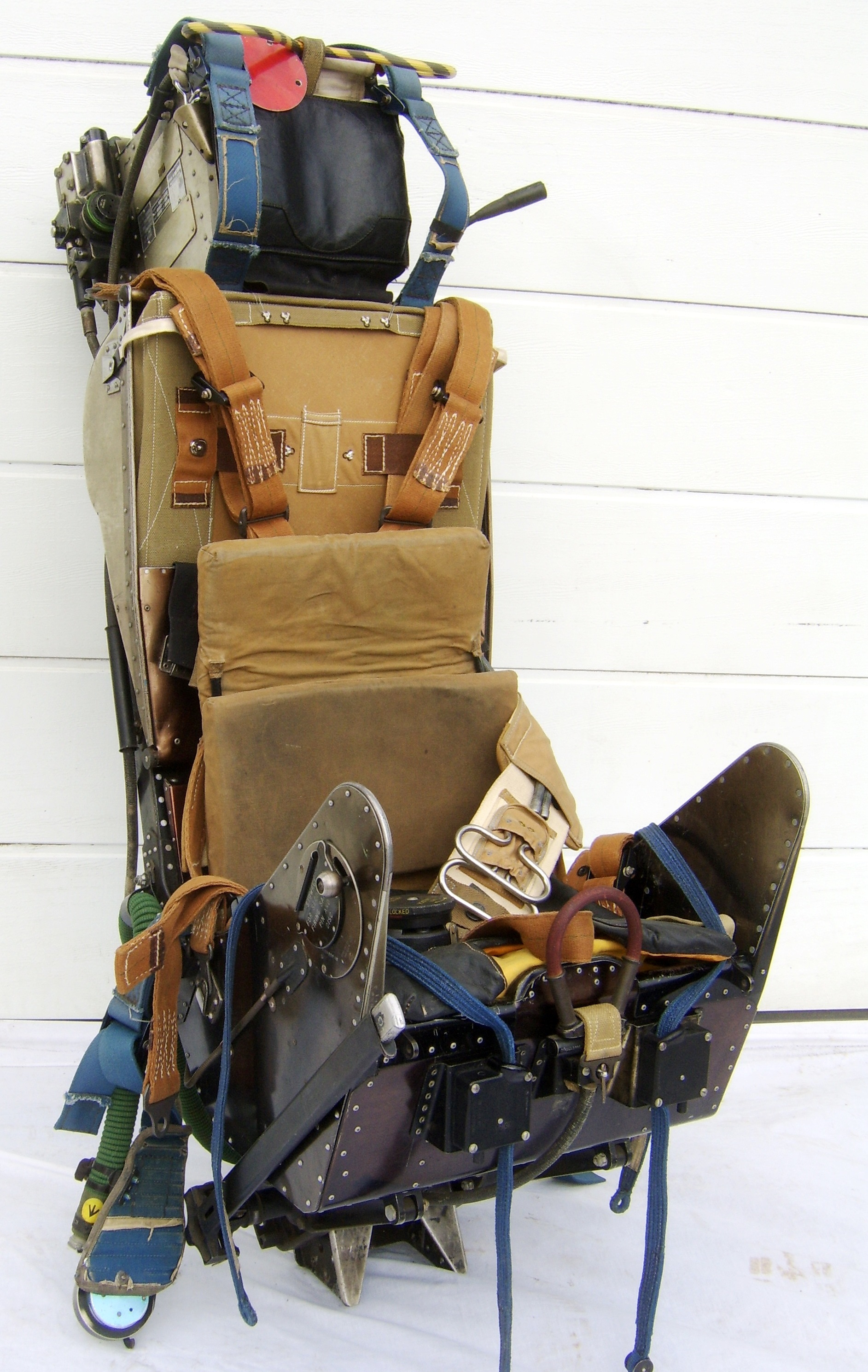 Supermarine Swift Type 2G Ejection Seat.