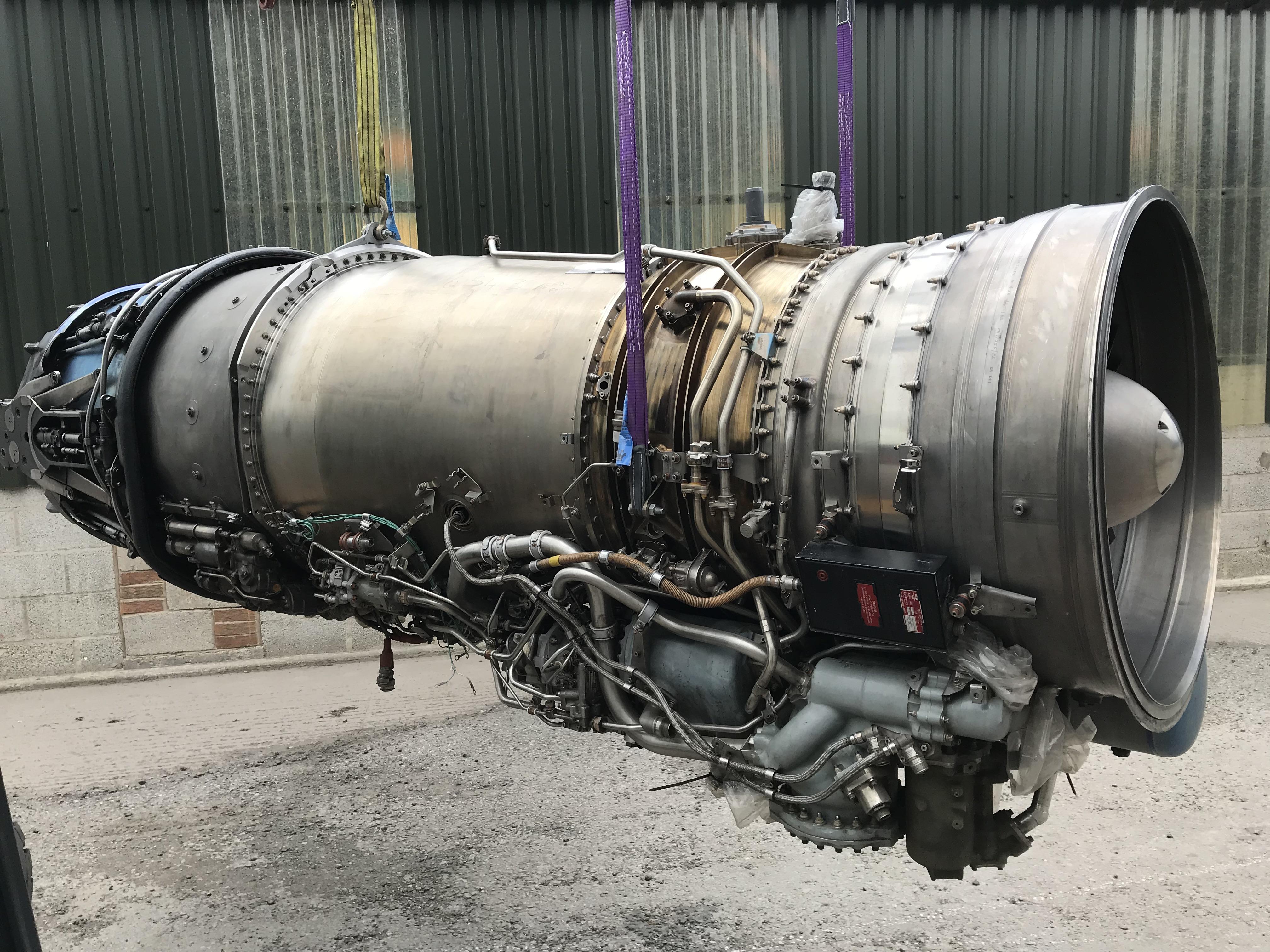 RB199 Tornado engine