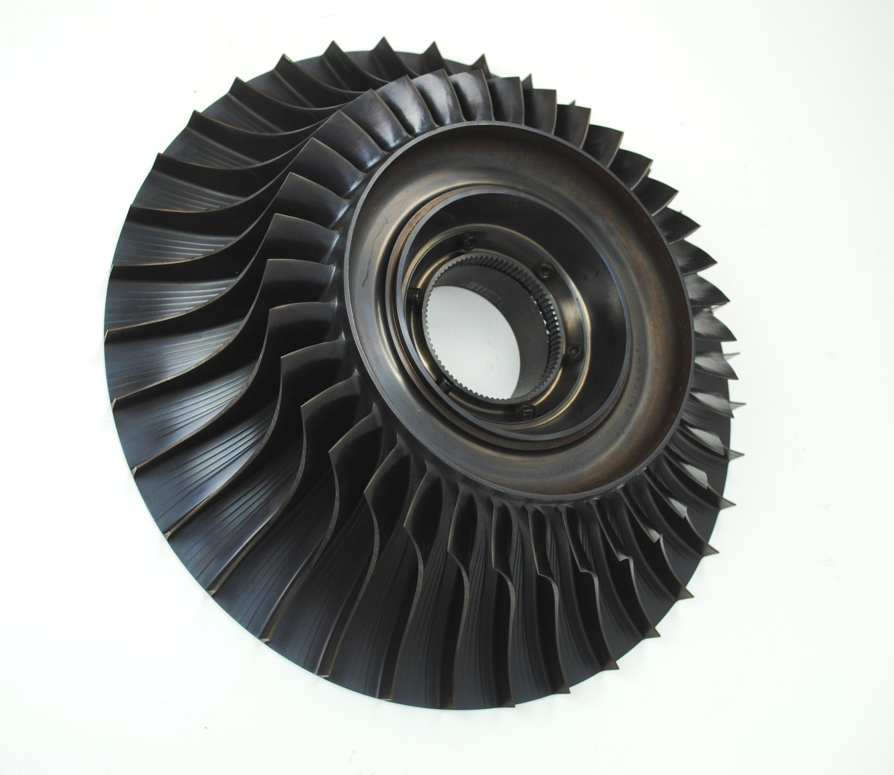 jet engine impeller