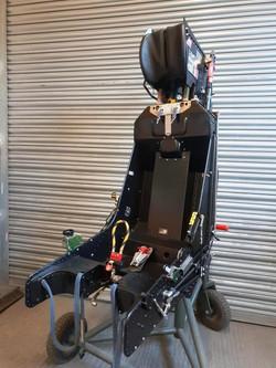 Ejection seat rebuilt restored (2)
