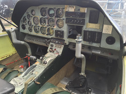 Bulldog Cockpit