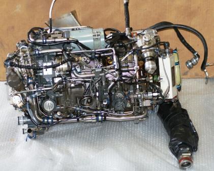 BMW RR Aero engines T-312 Tornado APU