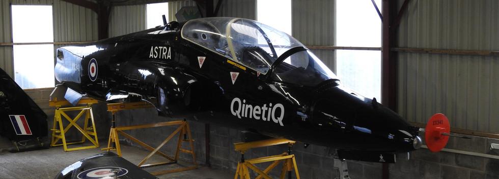 BAe Astra Hawk XX341 3.JPG