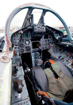 F3 Cockpit