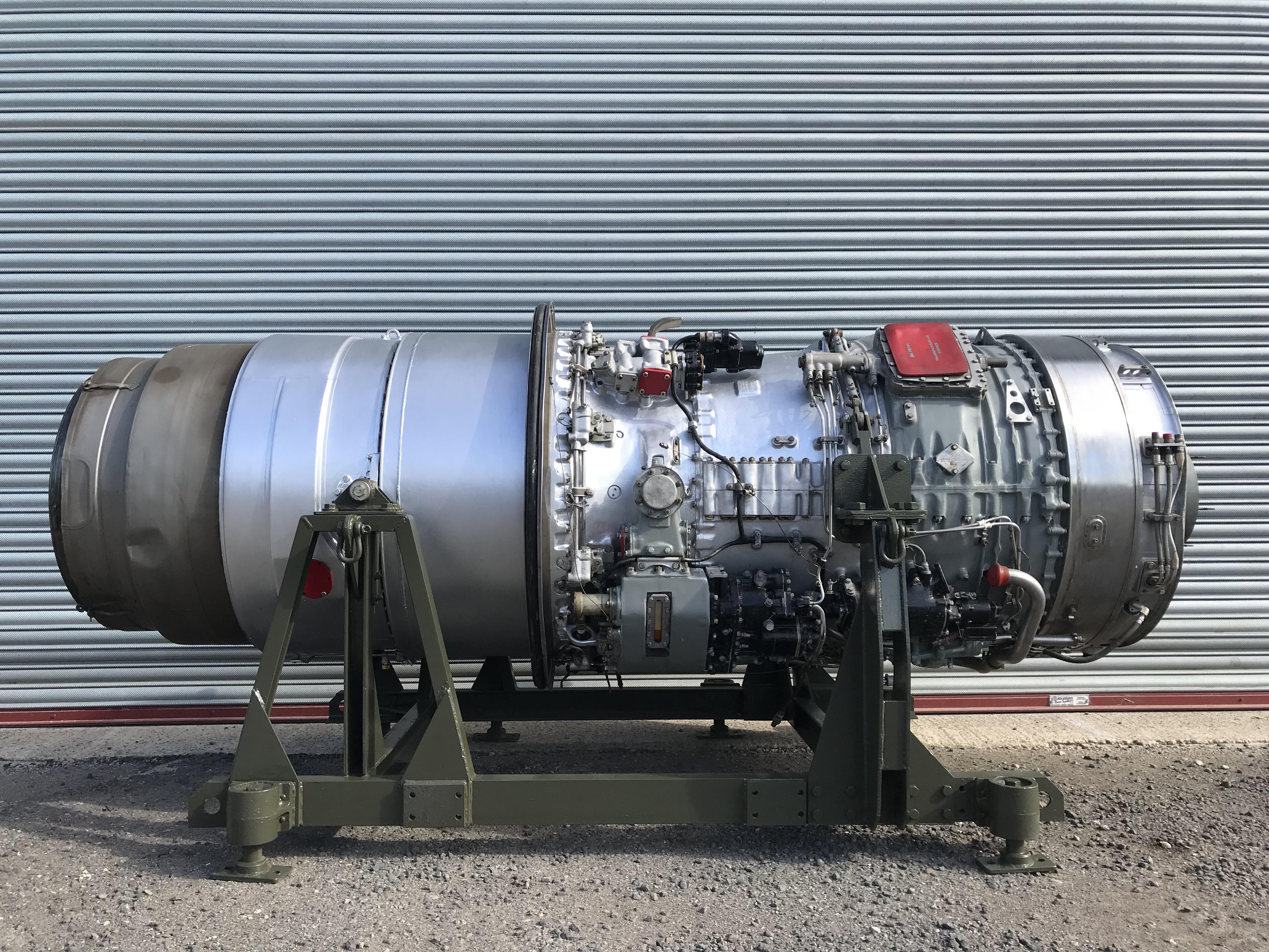 Avon 206 engine