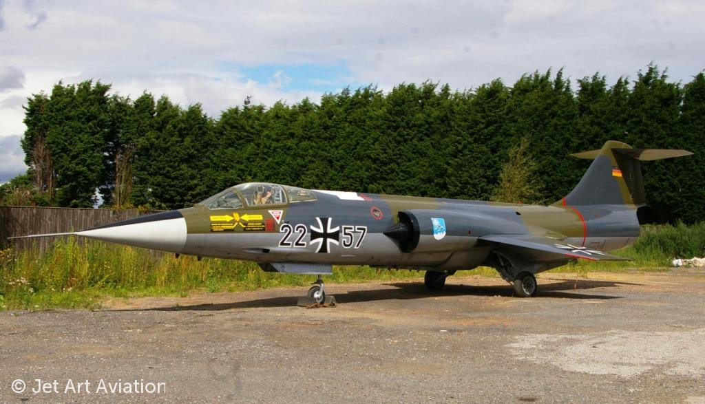 Lockheed F-104G Starfighter (1)