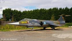 Lockheed F-104G Starfighter (1)