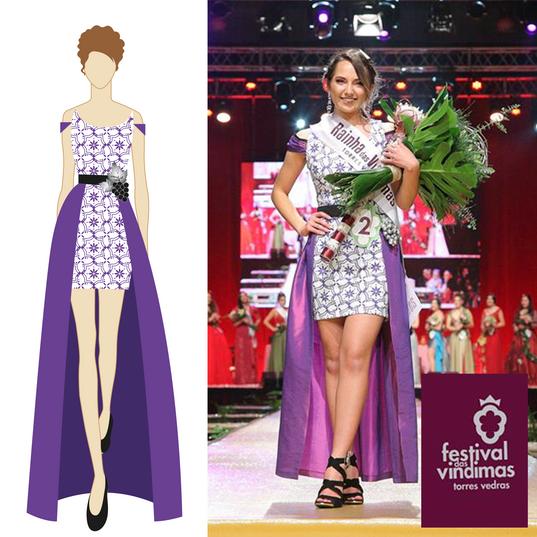 Design de Vestido 2018