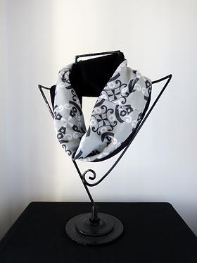 Collar scarf Same Passion Black